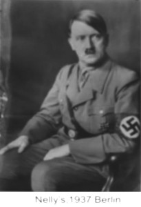 Adolf Hitler's portrait by Nelly's, 1937