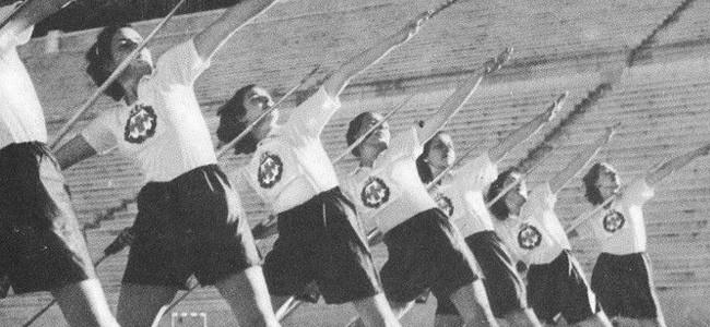 sports athletics metaxas regime