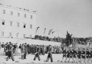 King George II of Greece, April 1941
