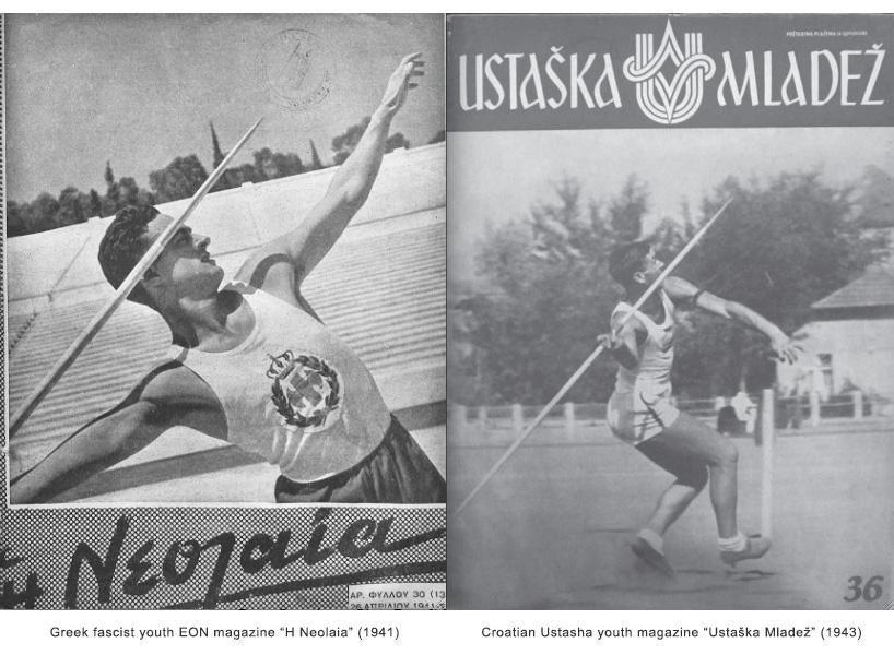 Ustaška Mladež magazine