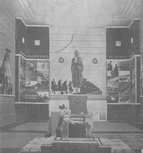Straja Tarii EON Freude und Arbeit Bucharest Romania 1939