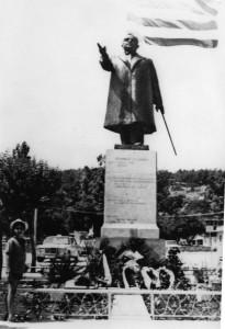 άγαλμα του Ιωάννη Μεταξά