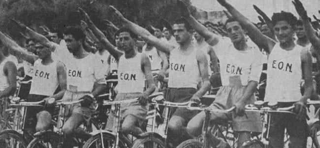EON greek fascist youth