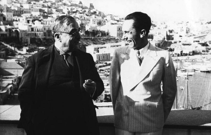 goebbels greece 1936
