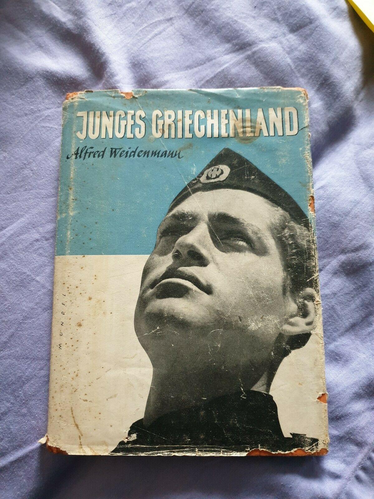 Junges-Griechenland-Alfred-Weidenmann-1940
